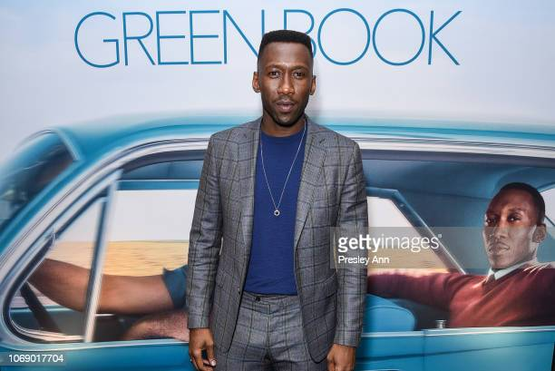 attends Special Screening Of Universal Pictures Green Book With Star Mahershala Ali at The GRAMMY Museum on November 17 2018 in Los Angeles California