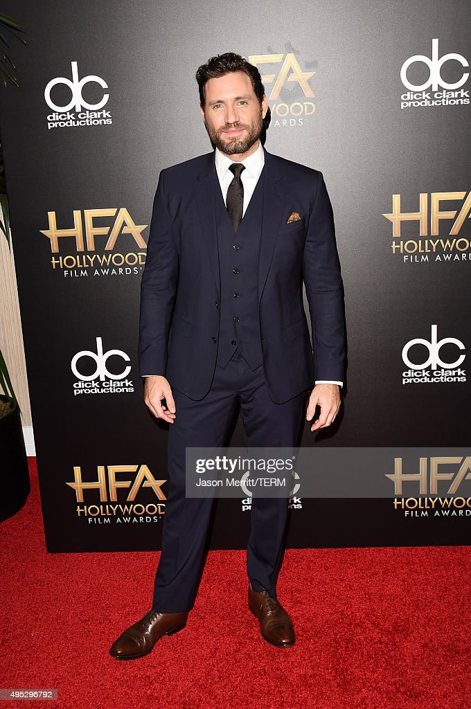 attends the 19th Annual Hollywood Film Awards at The Beverly Hilton Hotel on November 1, 2015 in Beverly Hills, California.