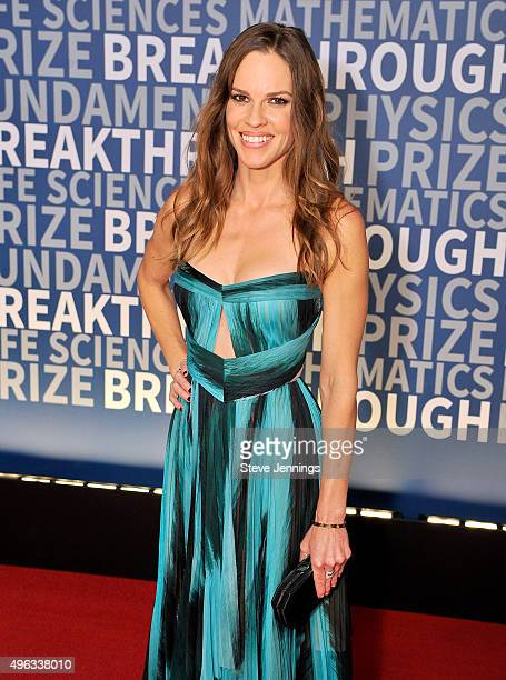 attends the 2016 Breakthrough Prize Ceremony on November 8 2015 in Mountain View California