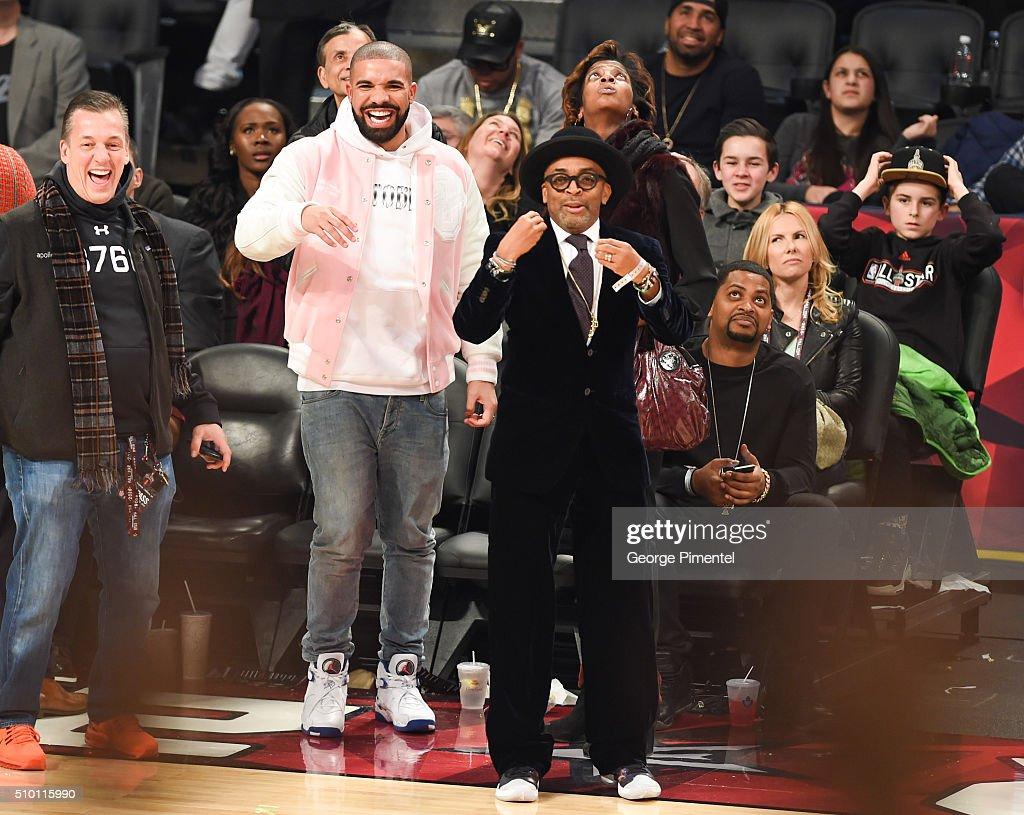 2016 NBA All-Star Saturday Night : News Photo