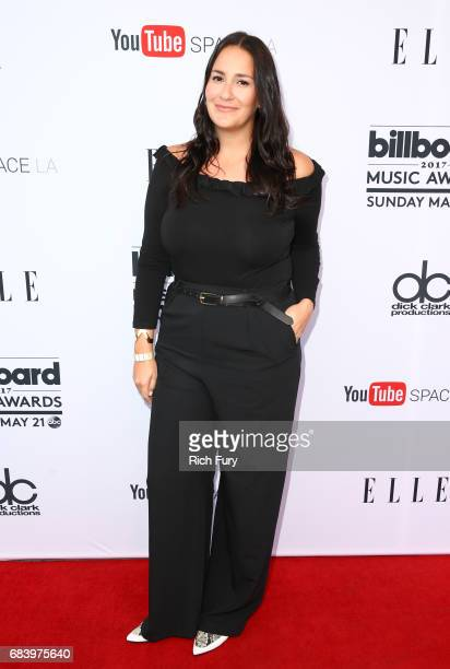MONOGEM attends the '2017 Billboard Music Awards' And ELLE Present Women In Music At YouTube Space LA at YouTube Space LA on May 16 2017 in Los...