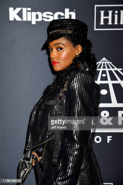 Attends the 2019 Rock & Roll Hall Of Fame Induction Ceremony at Barclays Center on March 29, 2019 in New York City.