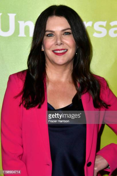 attends the 2020 NBCUniversal Winter Press Tour 45 at The Langham Huntington Pasadena on January 11 2020 in Pasadena California