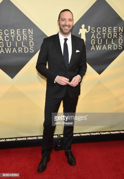 Attends the 24th Annual Screen Actors Guild Awards at The Shrine Auditorium on January 21, 2018 in Los Angeles, California.