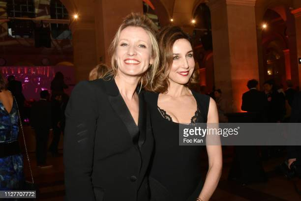 attends the 26th 'Trophees Du Film Francais' Photocall at Palais Brongniart on February 05 2019 in Paris France