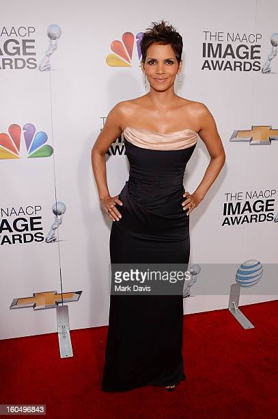 attends the 44th NAACP Image Awards at The Shrine Auditorium on February 1 2013 in Los Angeles California