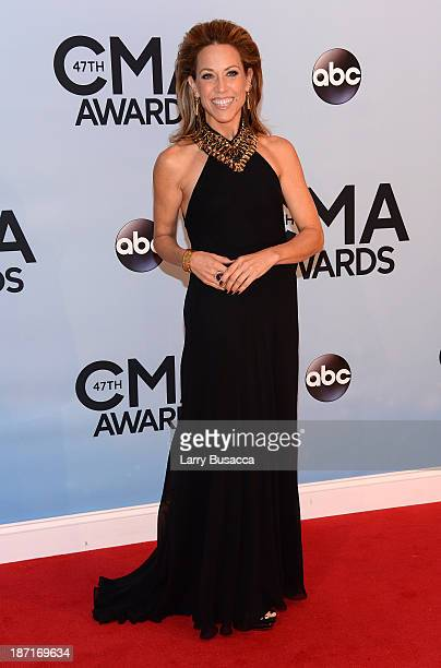attends the 47th annual CMA Awards at the Bridgestone Arena on November 6 2013 in Nashville Tennessee