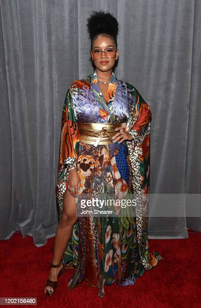 Attends the 62nd Annual GRAMMY Awards at STAPLES Center on January 26, 2020 in Los Angeles, California.