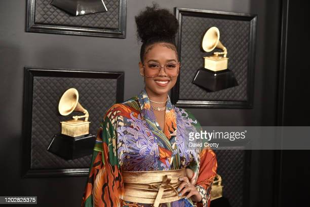 Attends the 62nd Annual Grammy Awards at Staples Center on January 26, 2020 in Los Angeles, CA.