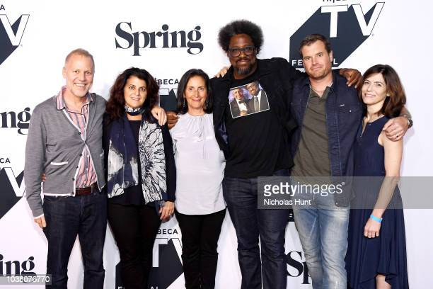 attends the Anthony Bourdain Parts Unknown Season 12 Premiere during the 2018 Tribeca TV Festival at Spring Studios on September 22 2018 in New York...