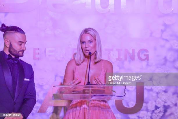 XX attends the Artists for Peace and Justice Bovet 1822 Gala on December 7 2018 in Dubai United Arab Emirates Photo by David M Benett/Dave...