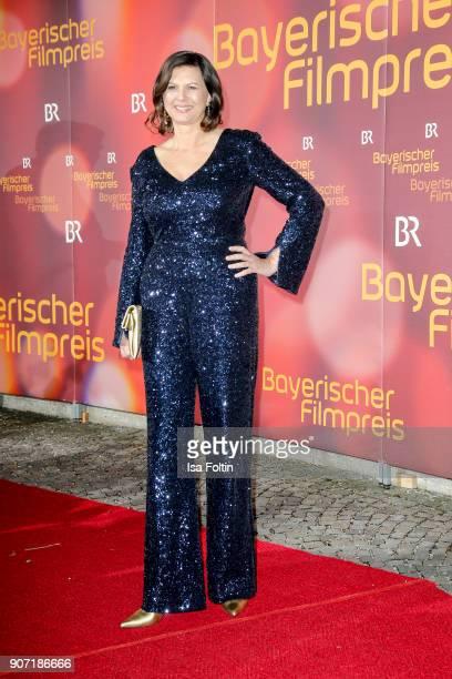 attends the Bayerischer Filmpreis 2018 at Prinzregententheater on January 21 2018 in Munich Germany