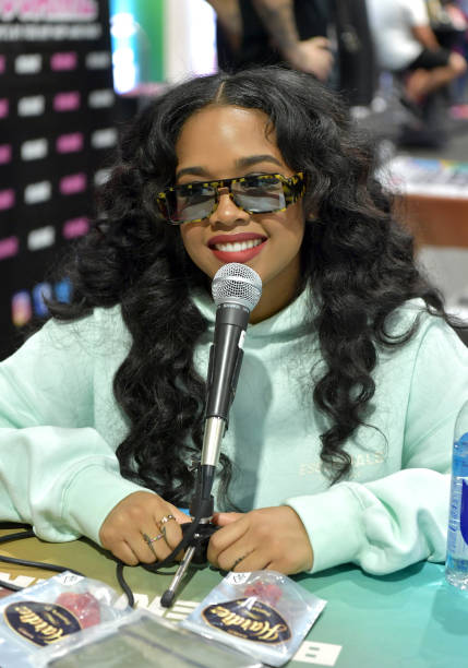 CA: BET Awards 2019 Radio Broadcast Center - Day 2
