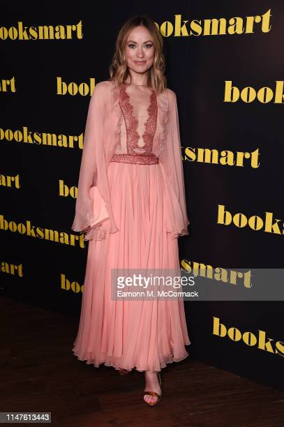attends the BOOKSMART Gala Screening at Picturehouse Central on May 07 2019 in London England