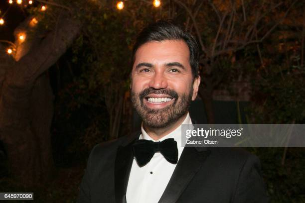 IRAUZQUI attends the Circus Magazine Oscars Celebration hosted by Steve Shaw and Jonas Tahlin CEO Absolut Elyx Sponsored by Volvo and Vaseline on...