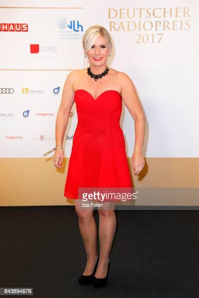 attends the 'Deutscher Radiopreis' at Elbphilharmonie on September 7 2017 in Hamburg Germany