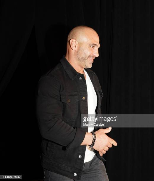 Attends the Envy By Melissa Gorga Fashion Show on May 03, 2019 in Hawthorne, New Jersey.