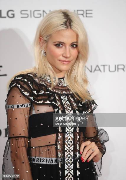 attends the Esquire Townhouse with Dior party at No 11 Carlton House Terrace on October 11 2017 in London England