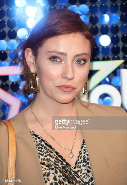 attends The Global Awards 2019 at Eventim Apollo Hammersmith on March 07 2019 in London England