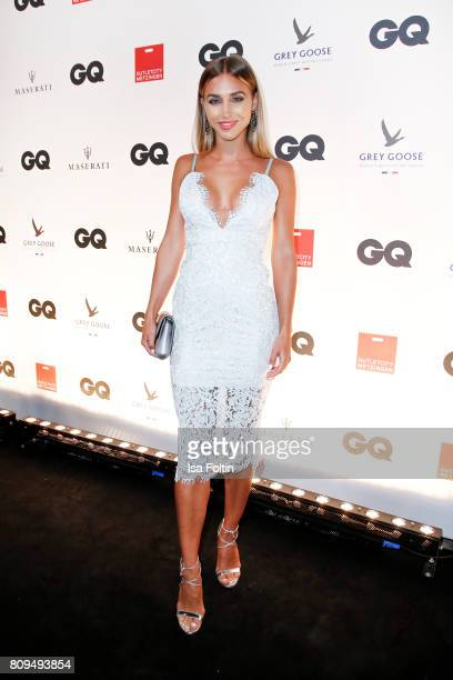 attends the GQ Mension Style Party 2017 at Austernbank on July 5 2017 in Berlin Germany