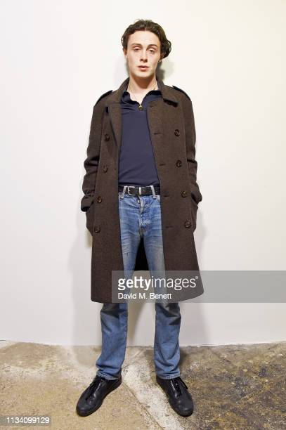 attends the Gurls Talk x Barbie event hosted by Adwoa Aboah celebrating their collaboration at Dover Street Market on March 06 2019 in London England
