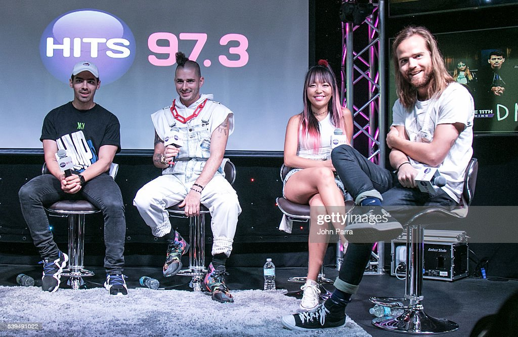DNCE Hits 97.3 Live Session
