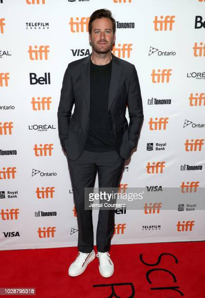 attends the Hotel Mumbai premiere during 2018 Toronto International Film Festival at Princess of Wales Theatre on September 7 2018 in Toronto Canada