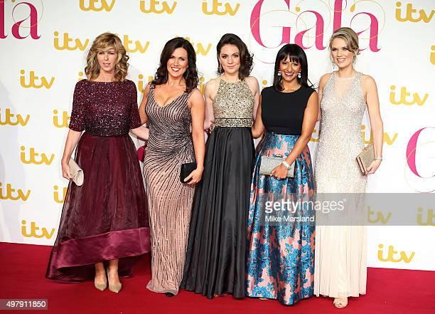attends the ITV Gala at London Palladium on November 19 2015 in London England