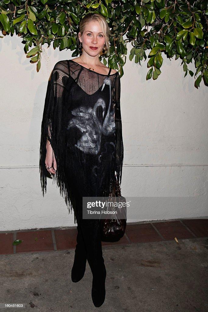 attends the 'Kumpania Flamenco' premiere at El Cid on January 31, 2013 in Los Angeles, California.