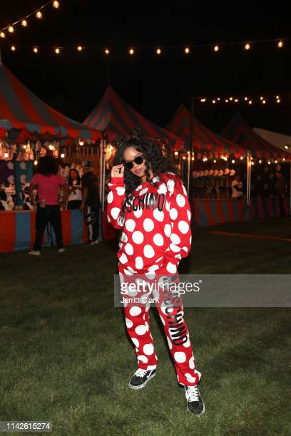 Attends the Levi's Brand Presents Neon Carnival with Bondi Sands and POKÉMON: Detective Pikachu on April 13, 2019 in Thermal, California.