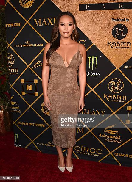 attends the Maxim Hot 100 Party at the Hollywood Palladium on July 30 2016 in Los Angeles California