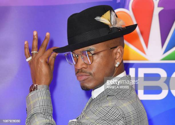 NEYO attends the NBC midseason press junket at The Four Seasons in New York on January 24 2019