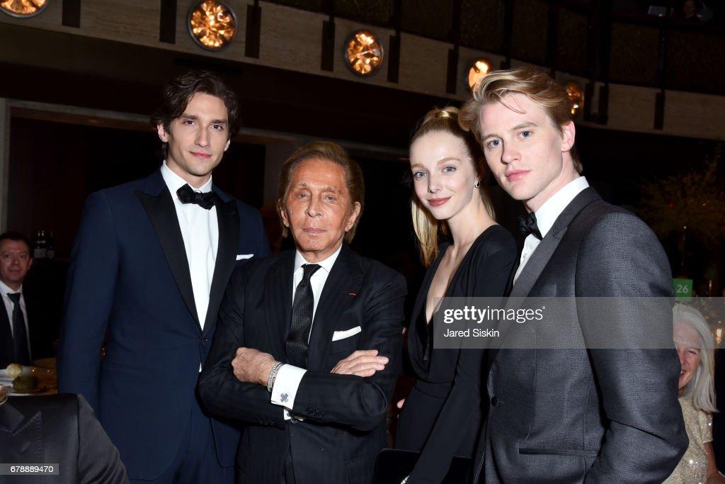 New York City Ballet 2017 Spring Gala - Dinner : Foto di attualità