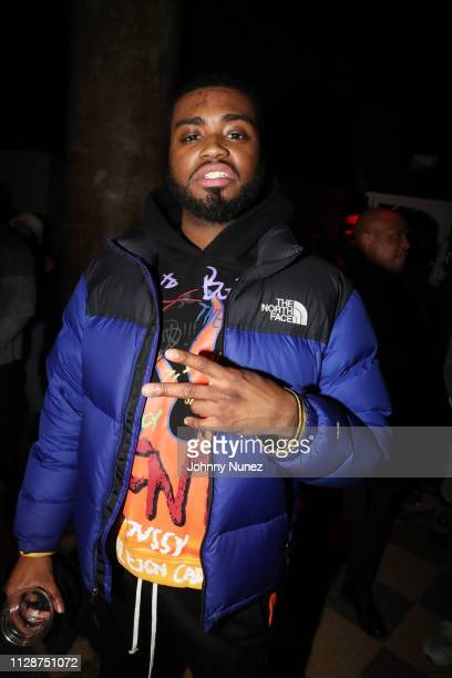 KAS attends the NJOMZA concert at SOB's on March 4 2019 in New York City