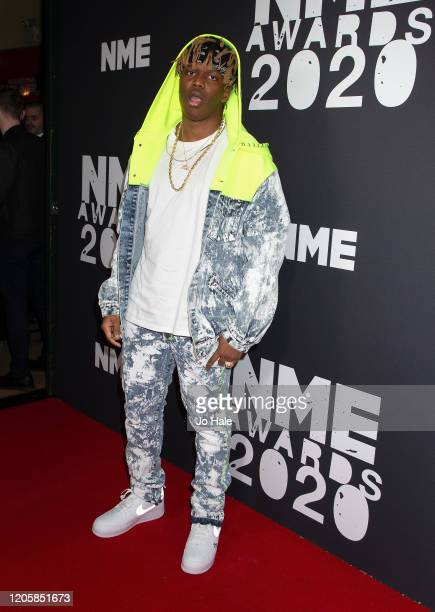 Attends the NME Awards 2020 at O2 Academy Brixton on February 12, 2020 in London, England.