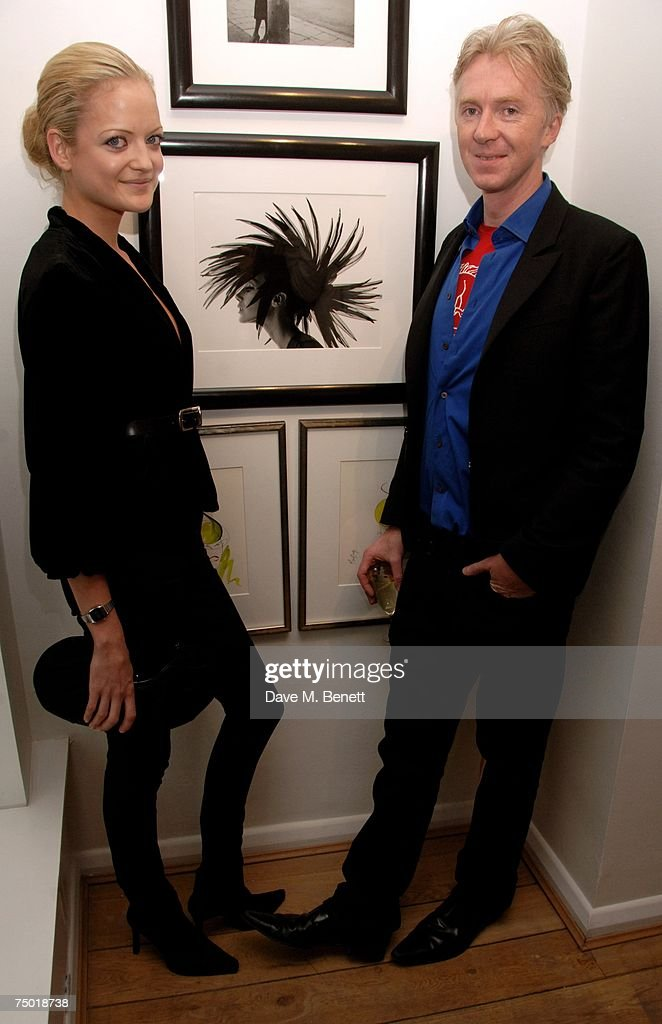 Philip Treacy And Norman Parkinson - Private View