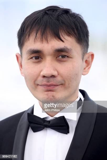 attends the photocall for the 'The Gentle Indifference Of The Word' during the 71st annual Cannes Film Festival at Palais des Festivals on May 17...