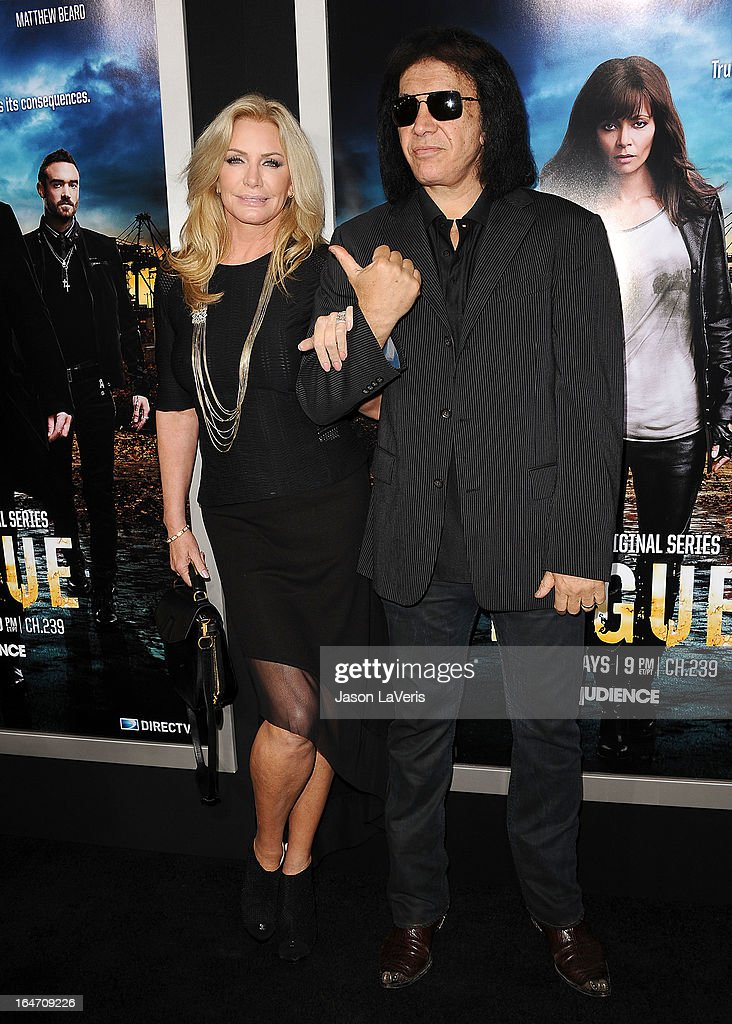 attends the premiere of 'Rogue' at ArcLight Hollywood on March 26, 2013 in Hollywood, California.
