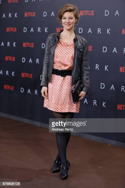 attends the premiere of the first German Netflix series 'Dark' at Zoo Palast on November 20 2017 in Berlin Germany