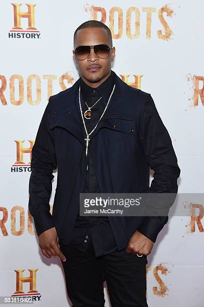 I attends the 'Roots' night one screening at Alice Tully Hall Lincoln Center on May 23 2016 in New York City