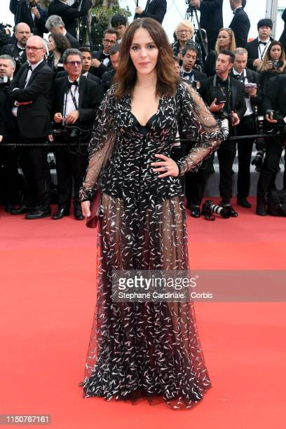 attends the screening of Once Upon A Time In Hollywood during the 72nd annual Cannes Film Festival on May 21 2019 in Cannes France