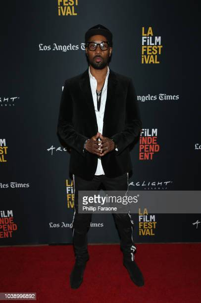 """Attends the screening of """"Thriller"""" during the 2018 LA Film Festival at ArcLight Culver City on September 23, 2018 in Culver City, California."""