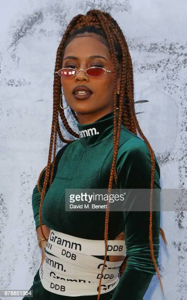 IAMDDB attends the Serpentine Summper Party 2018 at The Serpentine Gallery on June 19 2018 in London England