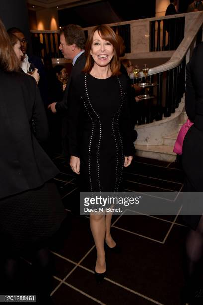 attends The Spectator Parliamentarian Of The Year Awards at Rosewood London on January 22 2020 in London England