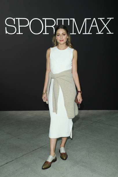 ITA: Sportmax - Arrivals and Front Row - Milan Fashion Week Spring/Summer 2020