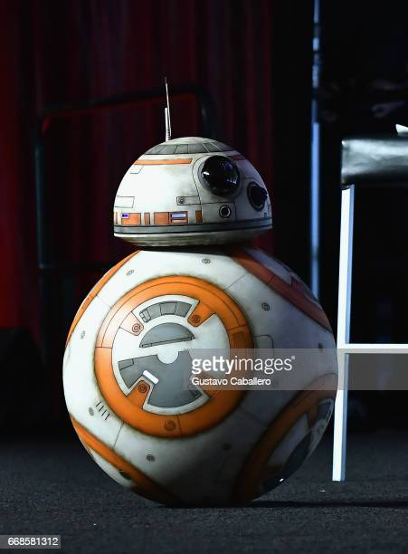 ORLANDO FL BB8 attends the Star Wars Celebration day 02 on April 14 2017 in Orlando Florida