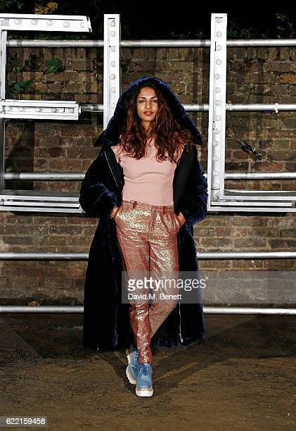 A attends the Stella McCartney Menswear launch and Women's Spring 2017 collection presentation at Abbey Road Studios on November 10 2016 in London...