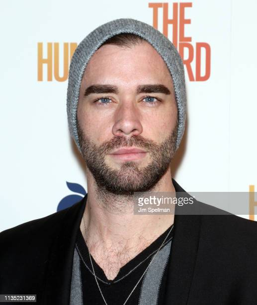 attends the The Hummingbird Project New York screening at Metrograph on March 11 2019 in New York City
