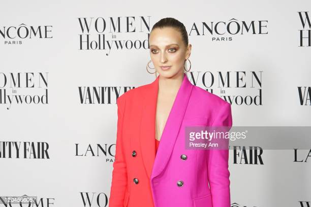 attends the Vanity Fair and Lancôme Women in Hollywood celebration at Soho House on February 06 2020 in West Hollywood California