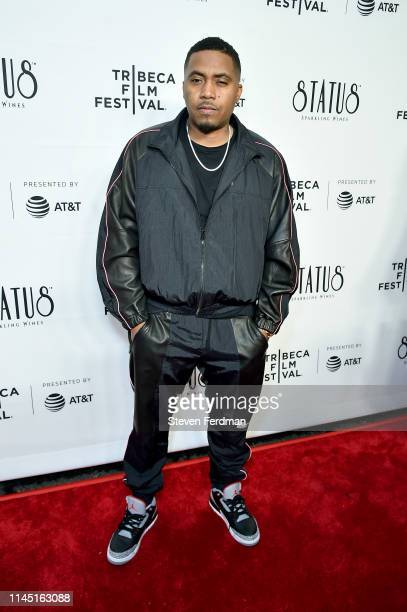 Attends Tribeca TV: Wu-Tang Clan: Of Mics And Men - 2019 Tribeca Film Festival at Beacon Theatre on April 25, 2019 in New York City.